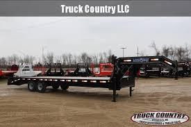 2016 load trail 28 gooseneck flatbed trailer