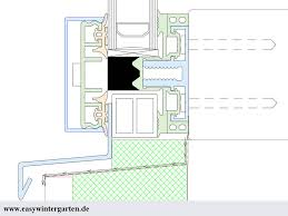 Details Wintergartenverglasung Dachverglasung Per Cad
