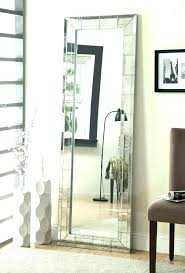 full length wall mounted mirror. Full Length Bedroom Mirror Free Standing Stand Alone Wall Mirrors Large Mounted E