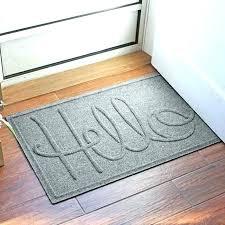 ll bean waterhog doormats leaf pattern water hog rug stylish outdoor rugs mats and free classic ll bean