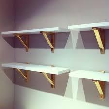 wooden shelf brackets ikea designs