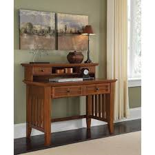 image mission home styles furniture. home styles furniture arts and crafts cottage oak student desk hutch image mission n