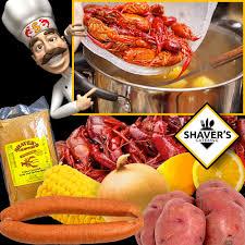crawfish boil stovetop recipe