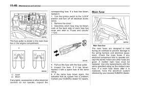 2010 subaru forester fuse box diagram data wiring diagrams \u2022 2007 Nissan Murano Fuse Box Diagram subaru forester manuals 2010 forester owner s manual rh view joomag com 2008 jeep patriot fuse box diagram 1999 subaru outback fuse diagram