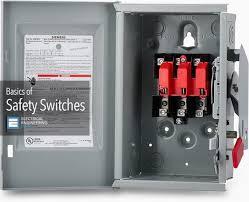 basics of safety switches fuse definition basics of safety switches siemens