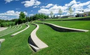 Amphitheater Garden Meijer Gardens