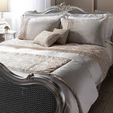 gallery direct lausanne duvet cover set in cream free delivery next day select day up to 50 off rrp