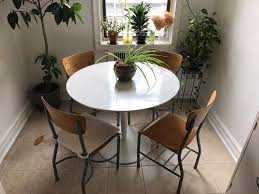 Cb2 Odyssey Dining Table Apartment Therapys Bazaar