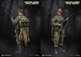 Marine Corps Scout Sniper Toy Square Damtoys Damtoys Marine Corps Scout Sniper