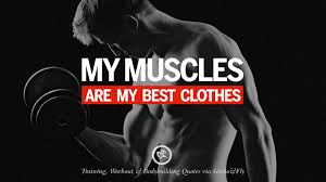 Fitness Quotes Inspiration 48 Muscle Boosting Quotes For Workout Bodybuilding Gains
