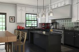modern ideas black and white kitchen cabinets cabinet designs title bbcoms house design