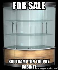 southton trophy cabinet