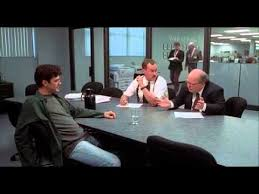 Office Space Meeting With The Bobs Youtube
