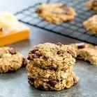 banana oatmeal drop cookies