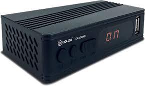 Цифровой эфирный приемник <b>D</b>-<b>Color DC820HD</b>