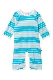 Toobydoo Striped Bootcut Jumpsuit Baby Boys Nordstrom Rack