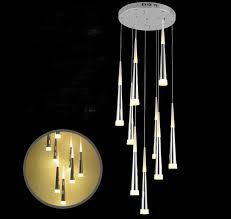 stairs light restaurant meal home lighting decoration. 916head cone tube spiral hanging light modern ceiling lights fashion luxury home restaurant stairs decoration led lampin from meal lighting i