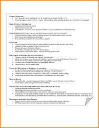 Resume Hobbies And Interests Sample Resume Interests Template Sugarflesh 13