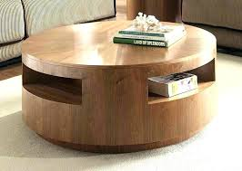 captivating solid wood round coffee table with solid round coffee table actualexams