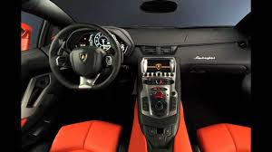 aventador interior. the new 2012 lamborghini aventador interior and exterior hd i