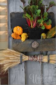 Fall Porch Decorating Fall Porch Decor With Plants And Pumpkins Unskinny Boppy