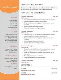 curriculum vitae free template 30 free beautiful resume templates to download hongkiat ms word