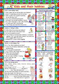 hobbies for kids. full screen hobbies for kids