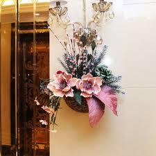 40 Easy Floral Arrangement Ideas  Creative DIY Flower ArrangementsArtificial Flower Decoration For Home