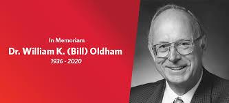 In Memoriam: Dr. William Kaye (Bill) Oldham | UBC Civil Engineering