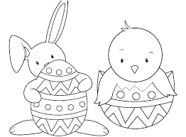 Happy Easter Coloring Image 0 Happy Easter Egg Coloring Pages