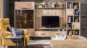 Loftier Tv Sehpası Vitrin Kitaplık Set Outlet - Berke Mobilya