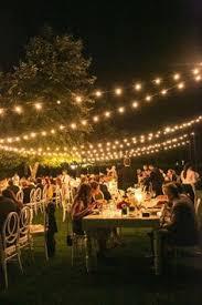 outdoor wedding lighting decoration ideas. 14 Backyard Wedding Decor Hacks For The Most Insta-Worthy Nuptials EVER |  Brit + Co Outdoor Wedding Lighting Decoration Ideas W