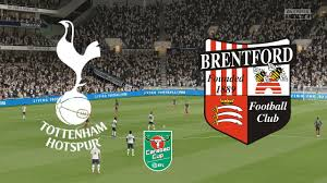 Unfortunately for brentford, the one good chance that came in the first quarter of the contest was brilliantly taken by. Carabao Cup 2021 Semi Final Tottenham Vs Brentford 5th January 2021 Fifa 21 Youtube