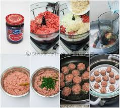 Meatballs with Cranberry Sauce (Christmas Party Snack ...