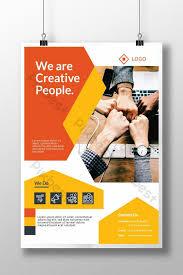 Handbill Template Creative Business Flyer Template Ai Free Download Pikbest