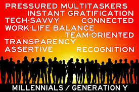 Generation Y Work Ethic Hr Managers Millennials By The Numbers What You Need To