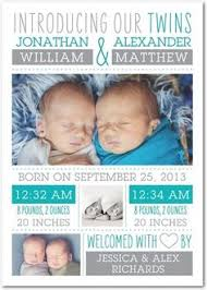 twin birth announcements photo cards twins birth announcement twin birth announcements twins and birth
