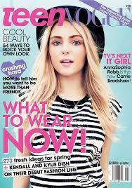 Clothes free magazine teen