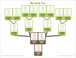 Family Tree Printable Template Free Family Tree Template Printable Blank Family Tree Chart