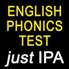 Linguistics phonetic alphabets transcription and notes. English Phonics Test Just Ipa By Thrass Uk Ltd