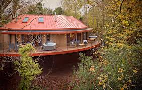 luxurious tree house. Branching Out For Comfort: The New Treehouse - Yews At Chewton Glen Hotel Luxurious Tree House F