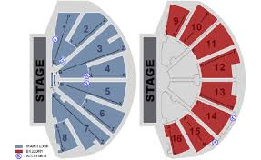 Ryman Seating Chart With Seat Numbers 17 Date Us Tour On Sale Now Keane Official Website
