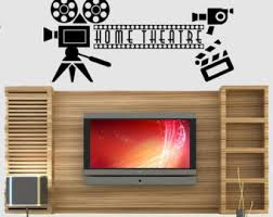 Small Picture Home theater decor Etsy