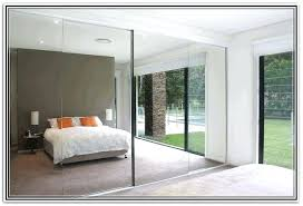 glass mirror wardrobe doors mirror closet doors sliding white glasirror sliding wardrobe doors