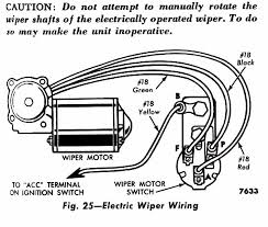 windshield wiper motor wiring diagram wiring diagram schematics wiper motor wiring diagram ford wiring diagram and schematic design