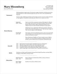 30 Google Docs Resume Templates Downloadable Pdfs