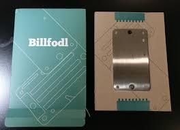 <b>Steel wallets</b>