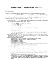 Non Binding Letter Of Intent Template
