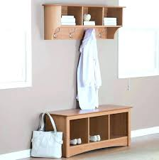 Coat Rack And Shoe Storage Entryway Coat And Shoe Rack Techchatroom 72