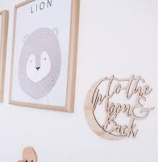 To The Moon Back Wall Mate – Ava Harper co in 2020 | Nursery makeover, Kids  rugs, Novelty sign